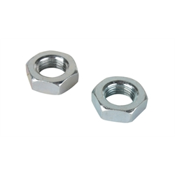 9/16 Inch Fine Thread Tie Rod Nuts
