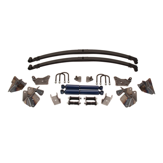 Tci 1955 59 Chevy Pickup Rear Leaf Spring Kit Ebay