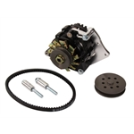 Powermaster 8-721 Small Block Chevy 75 Amp Mini Alternator w/V-Belt Kit