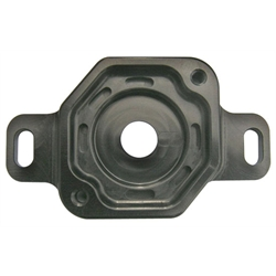 Hanks Performance 9304 Combo Power Steering Pump Mount w/ Shield
