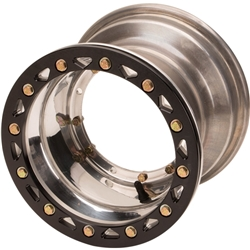 Micro Sprint Front Wheel, 6 X 3 Inch with Beadlock