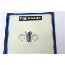 Garage Sale - AFCO 7010-0015 Brake System Oversized Caliper Banjo Bolt Fitting