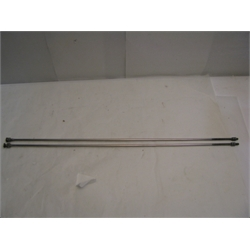 Garage Sale - 1932-36 Ford Stainless Radiator Support Rods