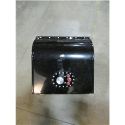 Garage Sale - RCI 22 Gallon Teardrop Steel Fuel Cell, Black