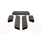 Garage Sale - Model A Rear Crossmember - U Weld