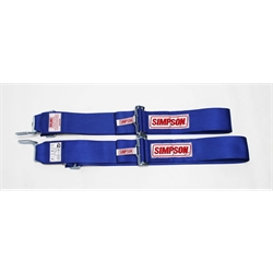 Garage Sale - Simpson Individual Shoulder Harnesses - Latch and Link