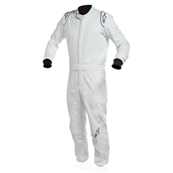 Garage Sale - Alpinestars SP Boot Cut Suit, Silver/Black, Size Small