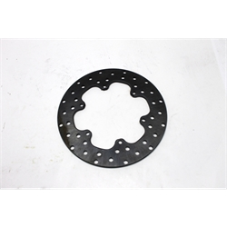 Garage Sale - Wilwood 160-3306 Drilled Steel Front Drag Rotor, 10.75 x.350/6 on 6.25