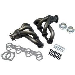 Small Block Ford Block Hugger Tight-Fit Headers, Plain
