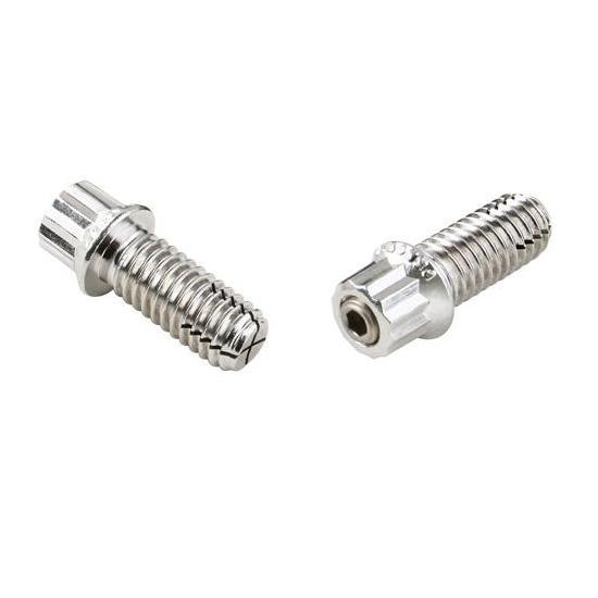 Garage Sale - Percys Splitlock Header Bolts, Stainless Steel, 3/8 x 3/4, Set/12