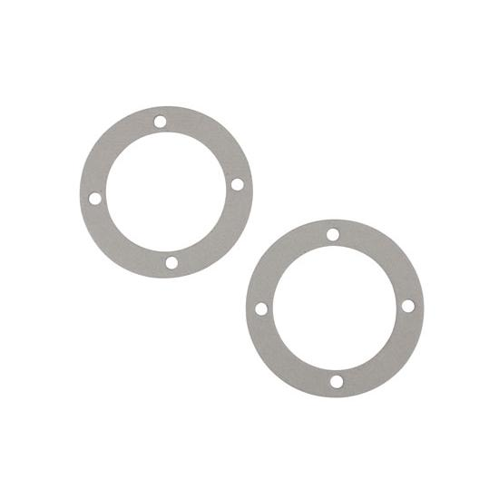 Lake Style Header Collector Flange Exhaust Gasket, 3-1/2 Inch