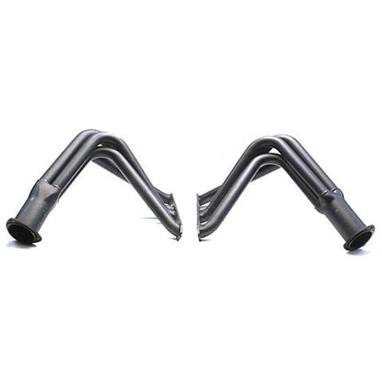 1953-1956 F100 Fenderwell Ford Y-Block Headers, Plain