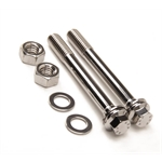 ARP 430-3105 Chevy V6 / V8 Mount-to-Frame Motor Mount Bolt Kit, Stainless, Hex