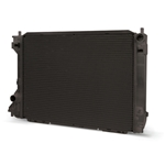 AFCO 81281B 2005-09 Mustang GT Aluminum Radiator, Anodized Black