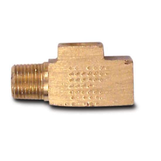 AFCO 85160X-3 1/8 Inch MP x (2) 3/16 Inch Inv. FL Fitting