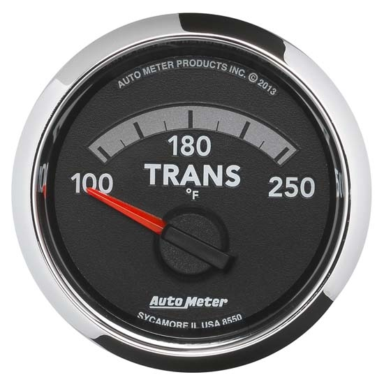 Auto Meter 8550 Gen 4 Dodge Air-Core Transmission Temperature Gauge