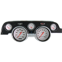 Classic Instruments MU67VSW Dash Assembly Gauge Set, 1967-68 Mustang
