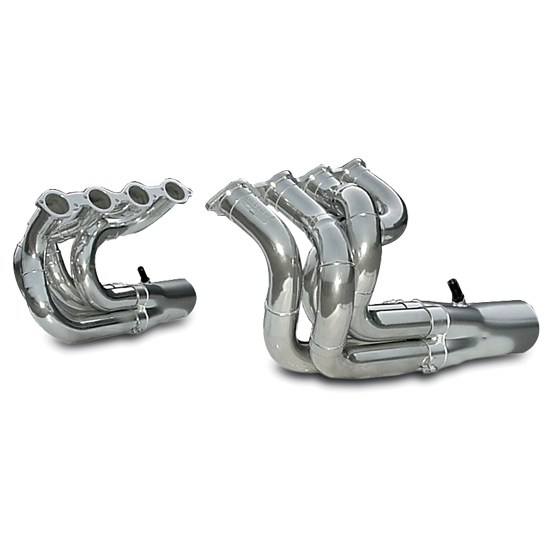Dynatech Big Block Chevy Strut Type Dragster Headers, 2-1