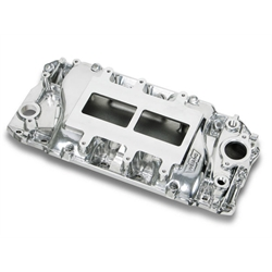 Weiand 6131WIN Polished 177 Pro-Street Supercharger Intake Manifold