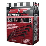 MSD 5541 Street-Fire Spark Plug Wires Set, Ford 302-351W HEI