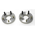 Garage Sale - Aluminum Wheel Adapters, 4 on 3.90 Inch to 5 on 5 Inch