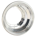 Weld Racing P858-5014 Wheel Outer Half, 15 x 10-1/4 Inch, Non Beadlock