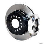 Wilwood 140-2115-P FDL Rear Brake Kit, Big Ford 2.36 Off