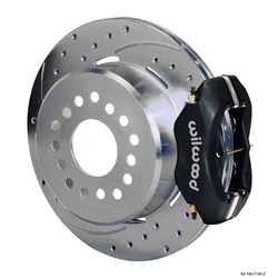 Wilwood 140-9282-Z FDL Rear Brake Kit, Small Ford 2.50 Off