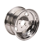 Circle Racing Wheels Billet Gasser II Kidney Bean Wheels
