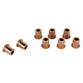 Bronze Replacement Shackle Bushings for 1-3/4 Inch Shackle