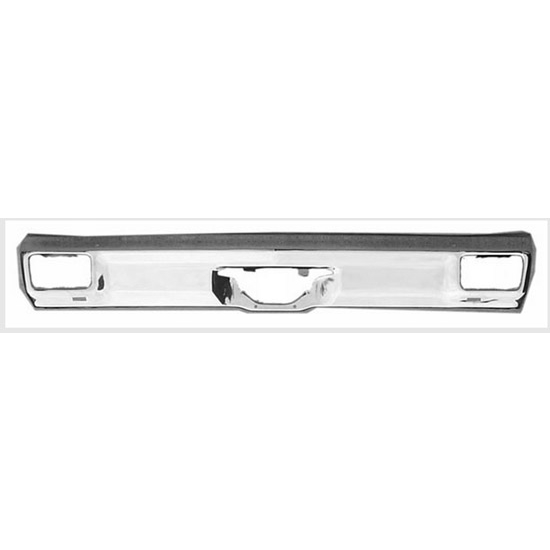Golden Star BU03-70R 1970 Chevelle Chrome Rear Bumper
