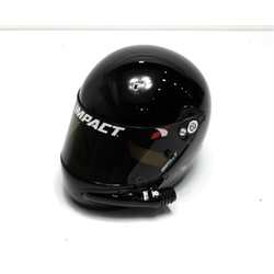 Impact Supersport Side Air Helmet, Small