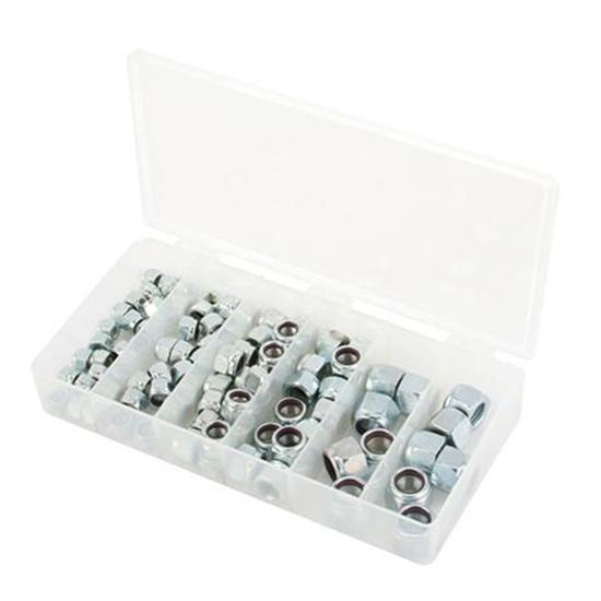 SAE/Fine Full Locknut Kit
