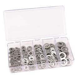 Speed Fast 148 Piece AN Washer Kit, Standard