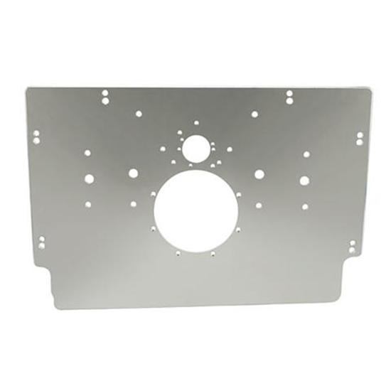 Garage Sale - J&J Sprint Aluminum Rear Motor Plate