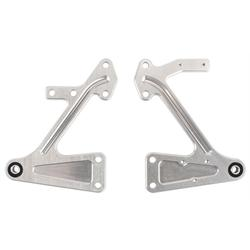 Sprint Car Two-Piece Front Motor Plate with Bushings
