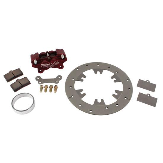 Ultra Lite Titanium Sprint Right Rear Brake Kit