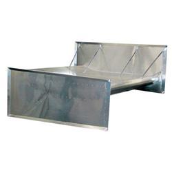 HRP VFT0512-K 5x5 Dish Top Wing Kit w/ Countersunk Rivets