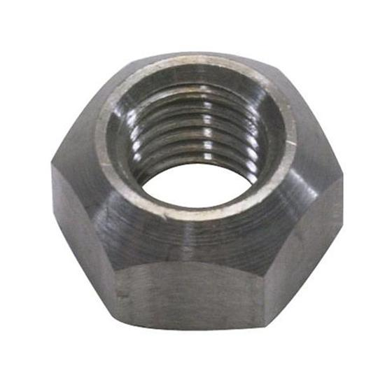 Speedway Wheel Titanium Lug Nut, 5/8 Inch Coarse Thread, Single Taper