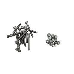 Stainless Steel Bumper/Nerf Bar Bolt Kit