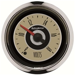 Auto Meter 1183 Cruiser Digital Stepper Motor Voltmeter Gauge