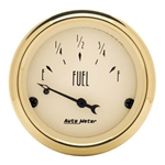 Auto Meter 1507 Golden Oldies Air-Core Fuel Level Gauge, 2-1/16 Inch