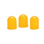 Auto Meter 3208 Gauge Light Bulb Covers, Yellow, 3 Pack