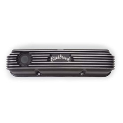 Edelbrock 41623 Valve Cover Set, Ford V8 FE