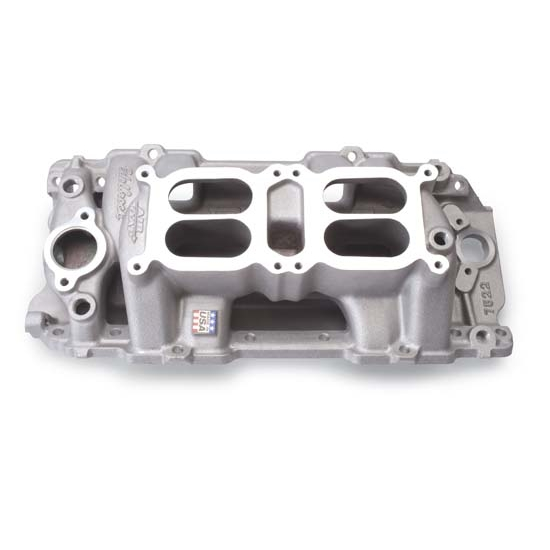 Edelbrock 7522 Performer RPM Air Gap Dual-Quad Intake