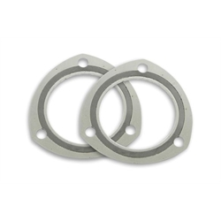 Earls 29D10ZERL Pressure Master Collector Seals, 3 Inch Diameter, Pair