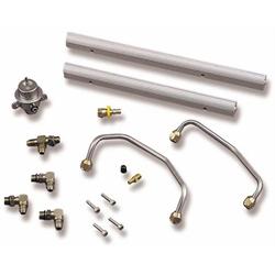 Holley 9900-173 Fuel Rail Kit, BB Chevrolet V8