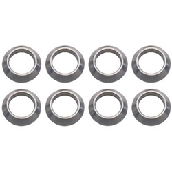 Steel Cone Spacers for Rod Ends, 1/2 Inch