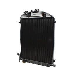 Walker B-C-487-2 Cobra 1930-1931 Ford Model A Radiator for Ford Engine