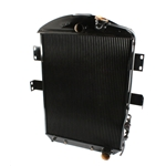 Walker Z-AC509-1 Z-Series 1934-1935 Chevy Radiator & AC Condenser